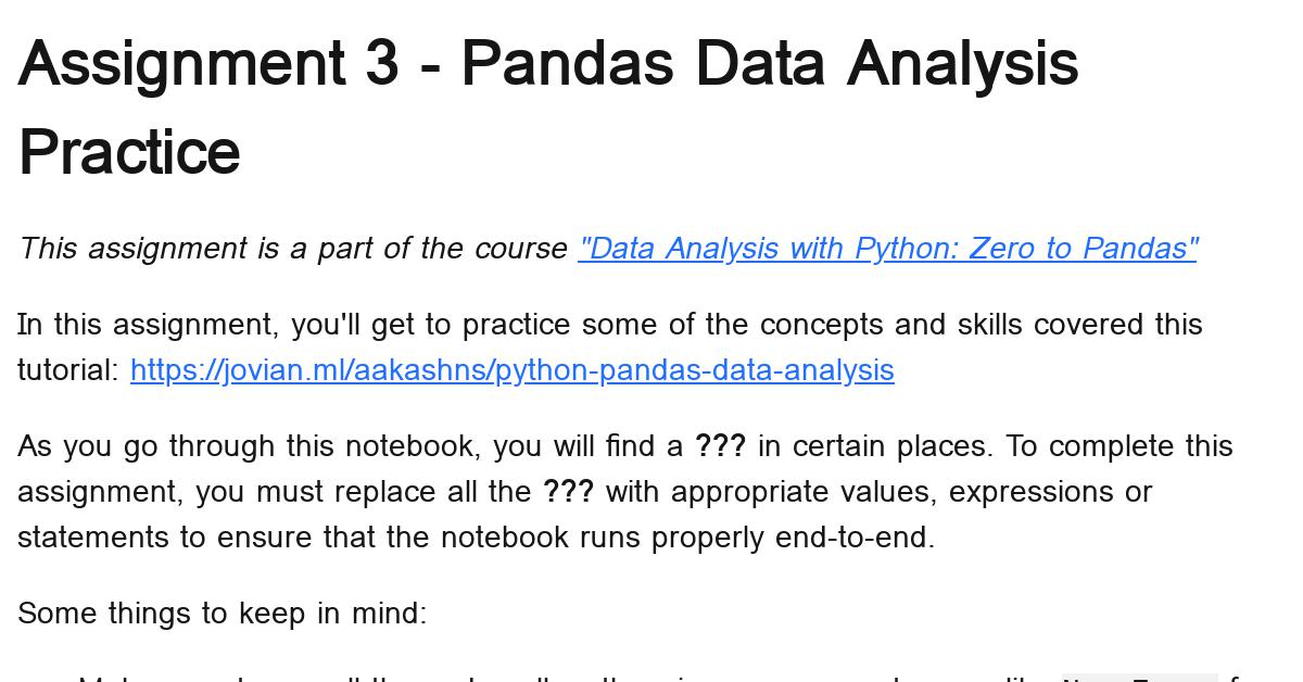 pandas-practice-assignment-by-abhijeet