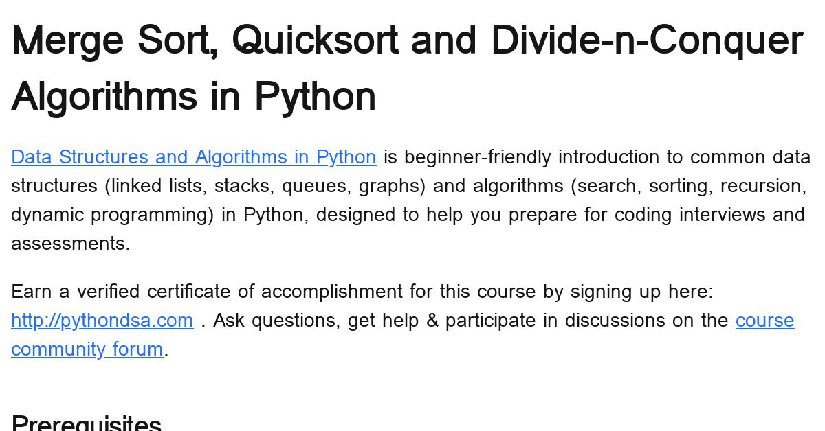 python-sorting-divide-and-conquer