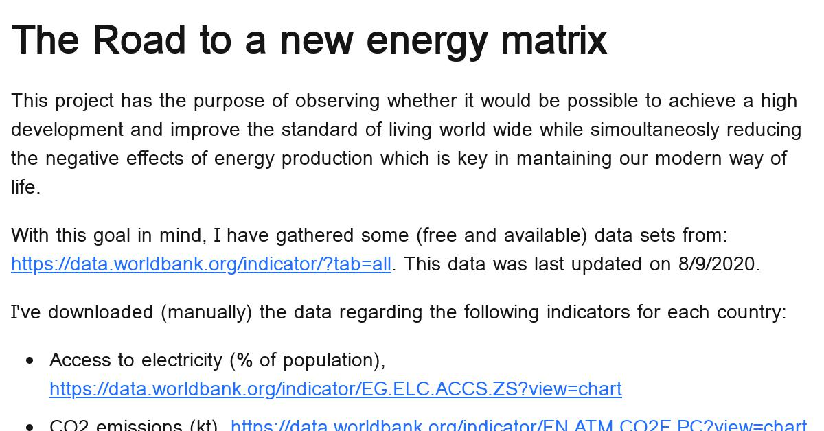 the-road-to-a-new-energy-matrix