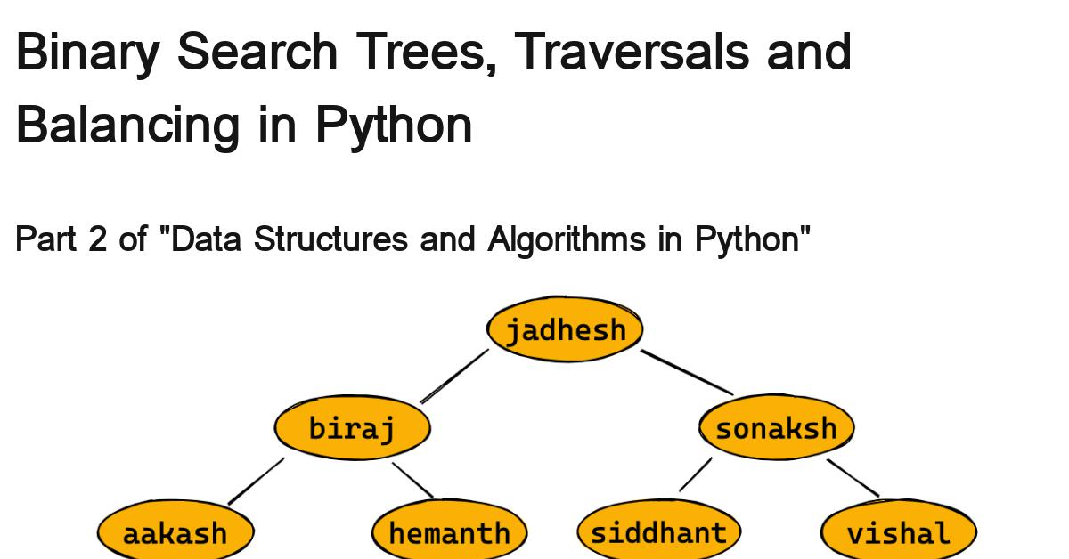 python-binary-search-trees