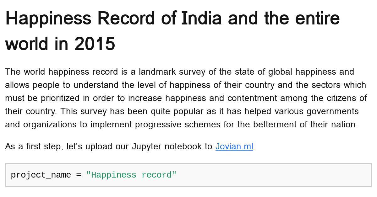 happiness-record