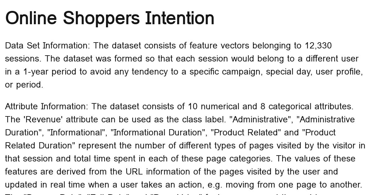 online-shoppers-intention