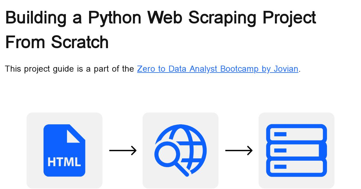 python-web-scraping-project-guide