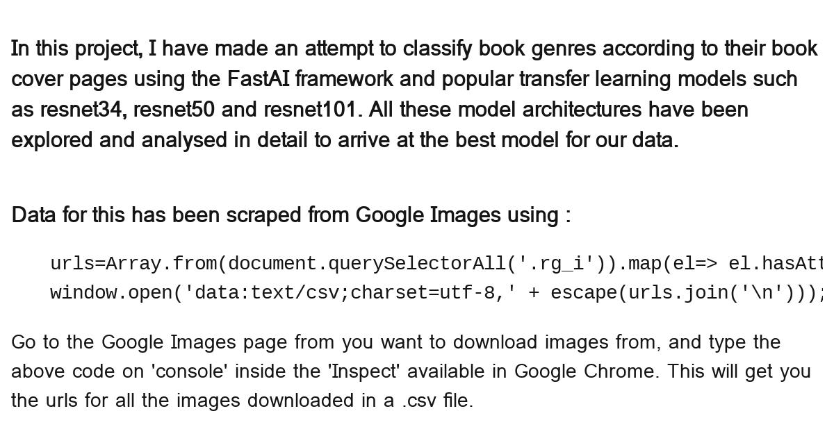 book-genres-classifier-using-fastai