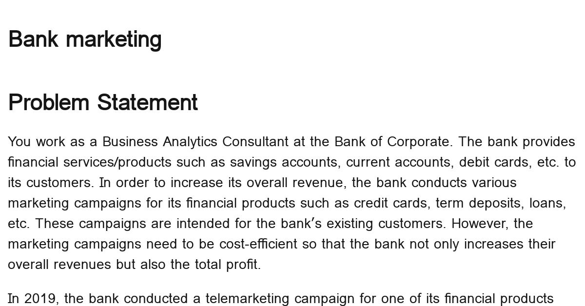 banking-case-study-final