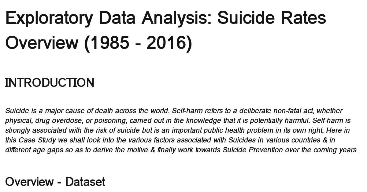 data-analysis-suicide-rates-overview
