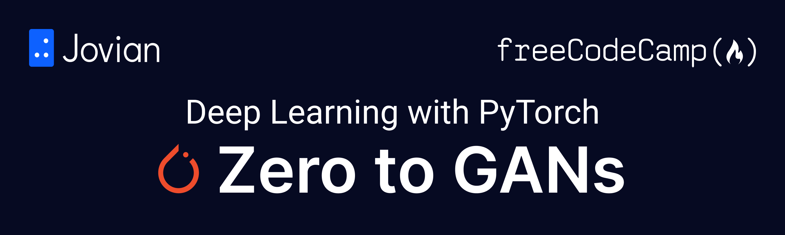 Deep Learning with PyTorch: Zero to GANs